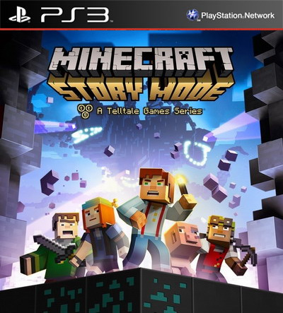 Minecraft Story Mode: A Telltale Games Series