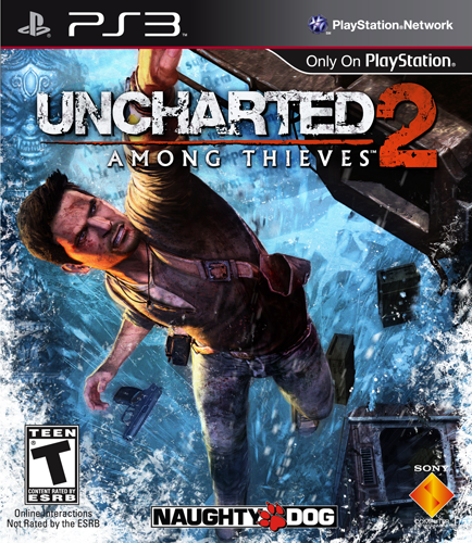 Uncharted 2: Among Thieves Game of the Year Edition