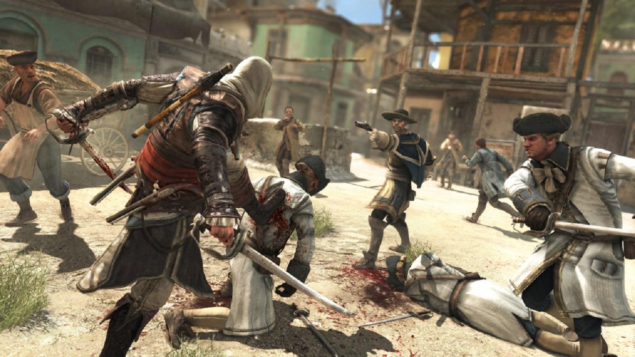 Assassins creed 4 black flag торрент.