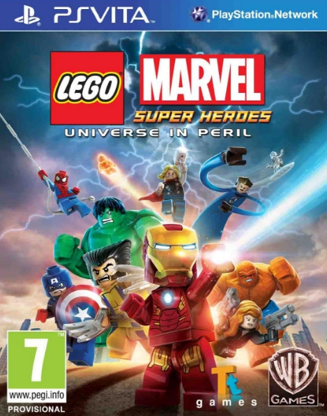 LEGO: Marvel Super Heroes - Universe in Peril