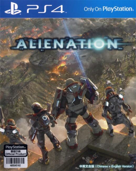Alienation » Скачать игры для Cobra ODE, E3 ODE, 3K3Y, PS1, PS2, PS3