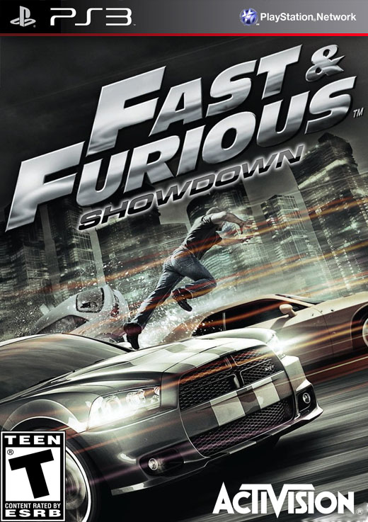 Fast and Furious — Showdown