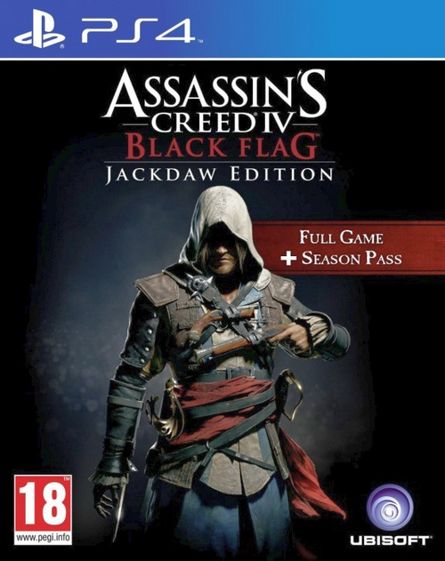 Assassin's Creed IV: Black Flag - Jack Daw Edition