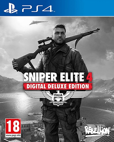 Sniper Elite 4 - Digital Deluxe Edition