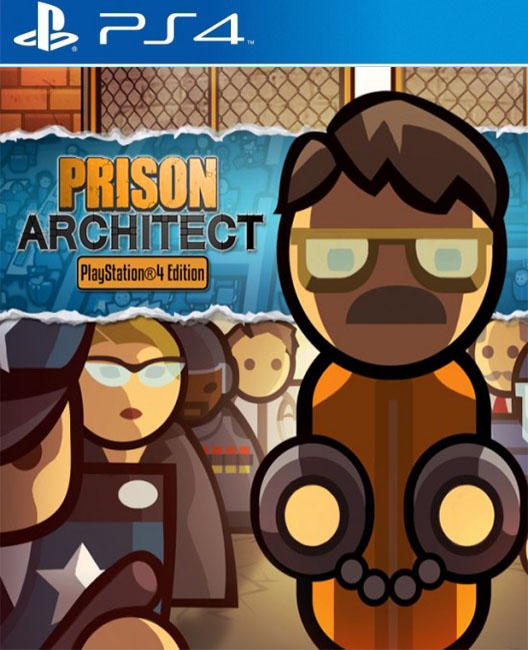 Prison Architect PlayStation 4 Edition