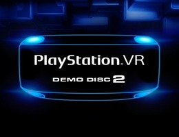 PlayStation VR Demo Disc 2