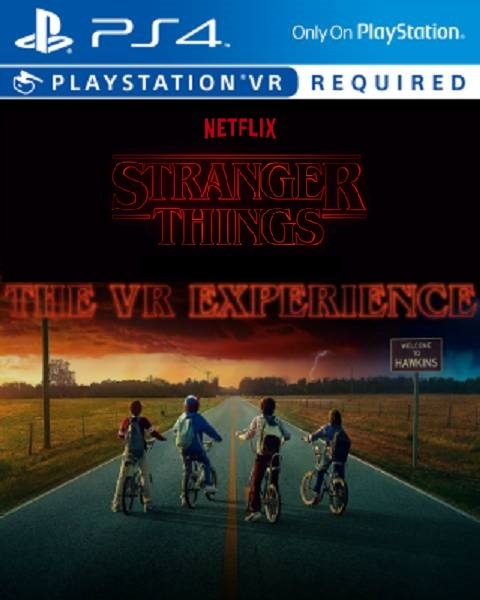 Stranger Things: The VR Experience