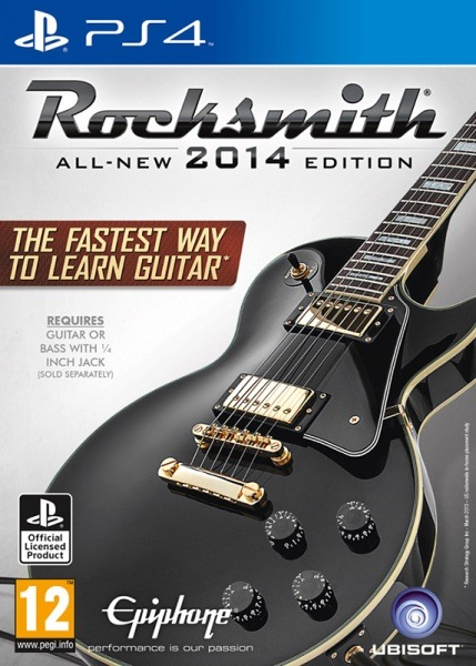Rocksmith 2014 Edition – Remastered
