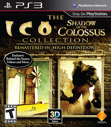 ICO and Shadow of the Colossus HD