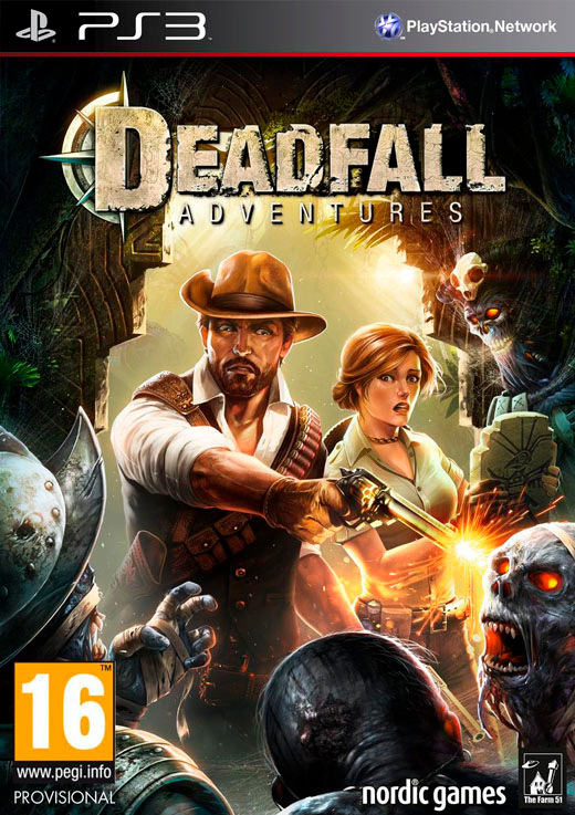 Deadfall Adventures - Heart Of Atlantis