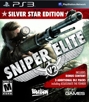 Sniper Elite V2 Game Of The Year Edition